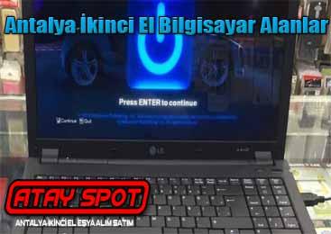 Antalya Bilgisayar Alan Yerler